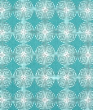 Portfolio Super Nova Teal Fabric