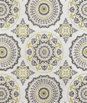 Richloom Susannah Graphite Fabric