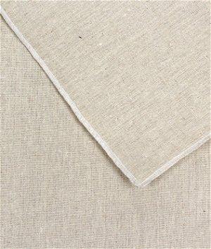 "Natural Square Linen Tablecloth - 54"" x 54"""