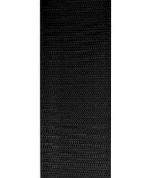 "VELCRO® brand Hook Fastener 2"" Sew-On Black - 5 Yard Roll"