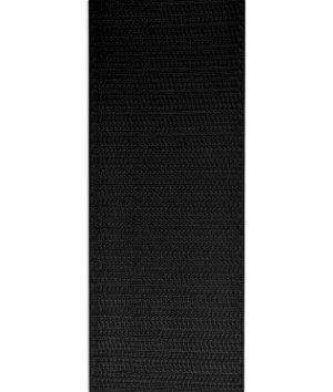 "VELCRO® brand Hook Fastener 2"" Adhesive Backed Black - 5 Yard Roll"