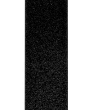 """VELCRO® brand Loop Fastener 2"""" Sew-On Black - 5 Yard Roll"""