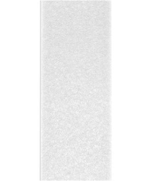 "VELCRO® brand Loop Fastener 2"" Sew-On White - 25 Yard Roll"