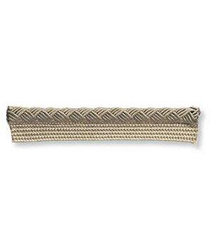 Kravet T30299.106 Satin Basketweave Cord Flax