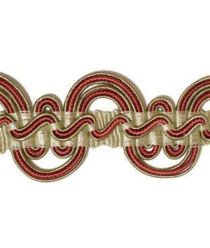 Kravet T30496.73 Open Weave Braid