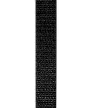 "VELCRO® brand Hook Fastener 3/4"" Adhesive Backed Black - 25 Yard Roll"
