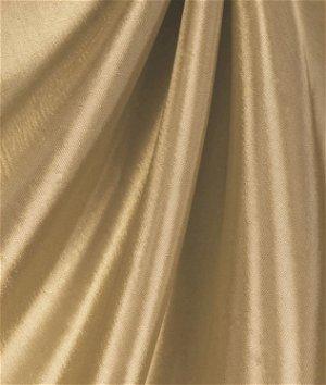 Champagne Taffeta Fabric