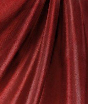 Burgundy Taffeta Fabric