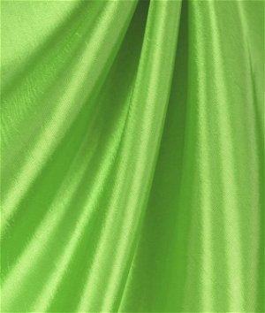 Lime Green Taffeta Fabric