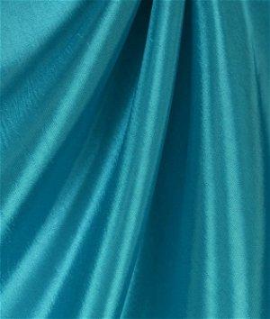 Teal Taffeta Fabric