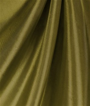 Olive Green Taffeta Fabric