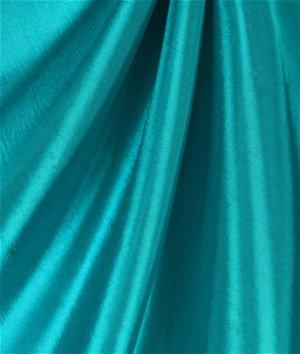 Aqua Taffeta Fabric