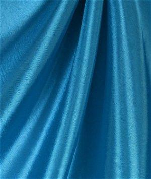 Turquoise Taffeta Fabric