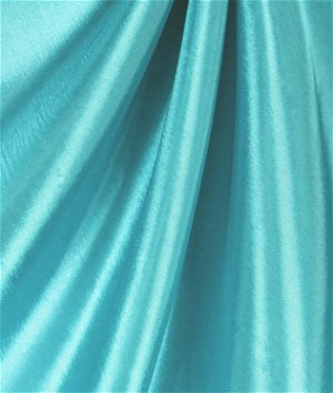 Robin Egg Blue Taffeta Fabric