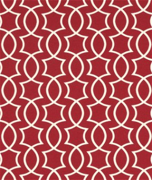 Richloom Outdoor Titan Cherry Fabric