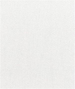 White Topsider Bull Denim Fabric