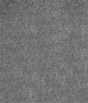 Black/Silver Metallic Handkerchief Linen Fabric