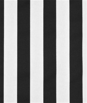 Premier Prints Vertical Black/White Fabric
