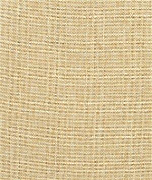 Light Gold Polyester Linen Fabric