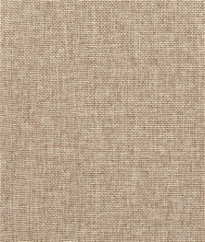 Wheat Polyester Linen Fabric