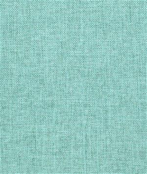 Robin Egg Blue Polyester Linen Fabric
