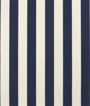 Premier Prints Outdoor Vertical Deep Blue Fabric
