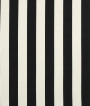 Premier Prints Outdoor Vertical Ebony Fabric