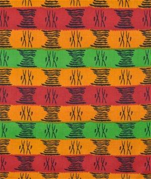 African Adinkra Print - Zambia
