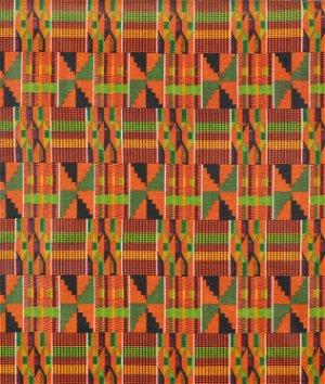 African Kente Print - Serengeti