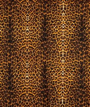 African Jaguar Print - Brown & Black