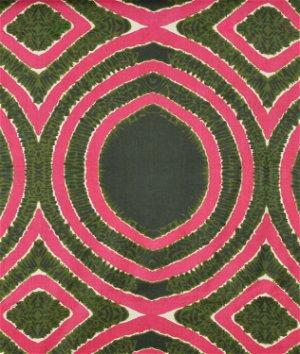 African Tie-Dye Print - Desert Rose