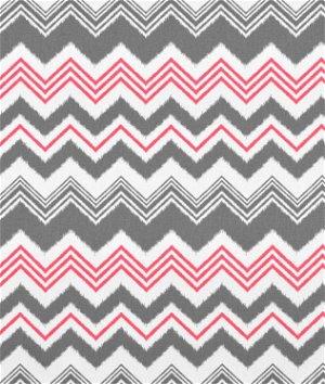 Premier Prints Zazzle Flamingo Fabric