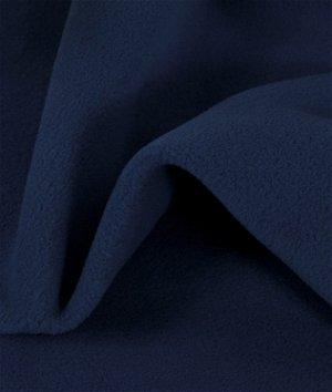 Zirotek Navy Blue 200 Wt. Fleece Fabric