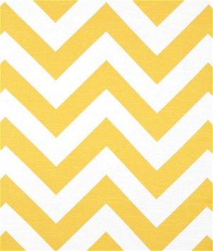 Premier Prints Zippy Corn Yellow Slub Fabric