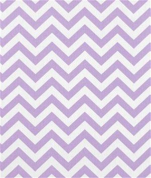 Premier Prints Zig Zag Wisteria Twill Fabric